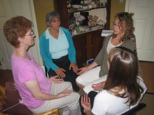 Reiki one July 31, 2010 004