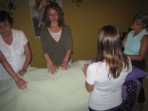 Reiki one July 31, 2010 007