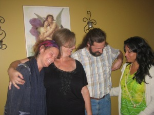 Reiki One Sept 18, 2011 005